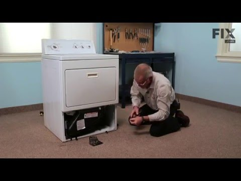 SOLVED: Where is the thermostat located on a kenmore dryer ... on