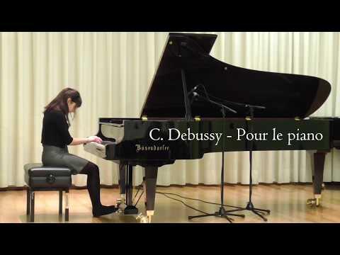 C. Debussy - Pour Le Piano - Gülce Sevgen