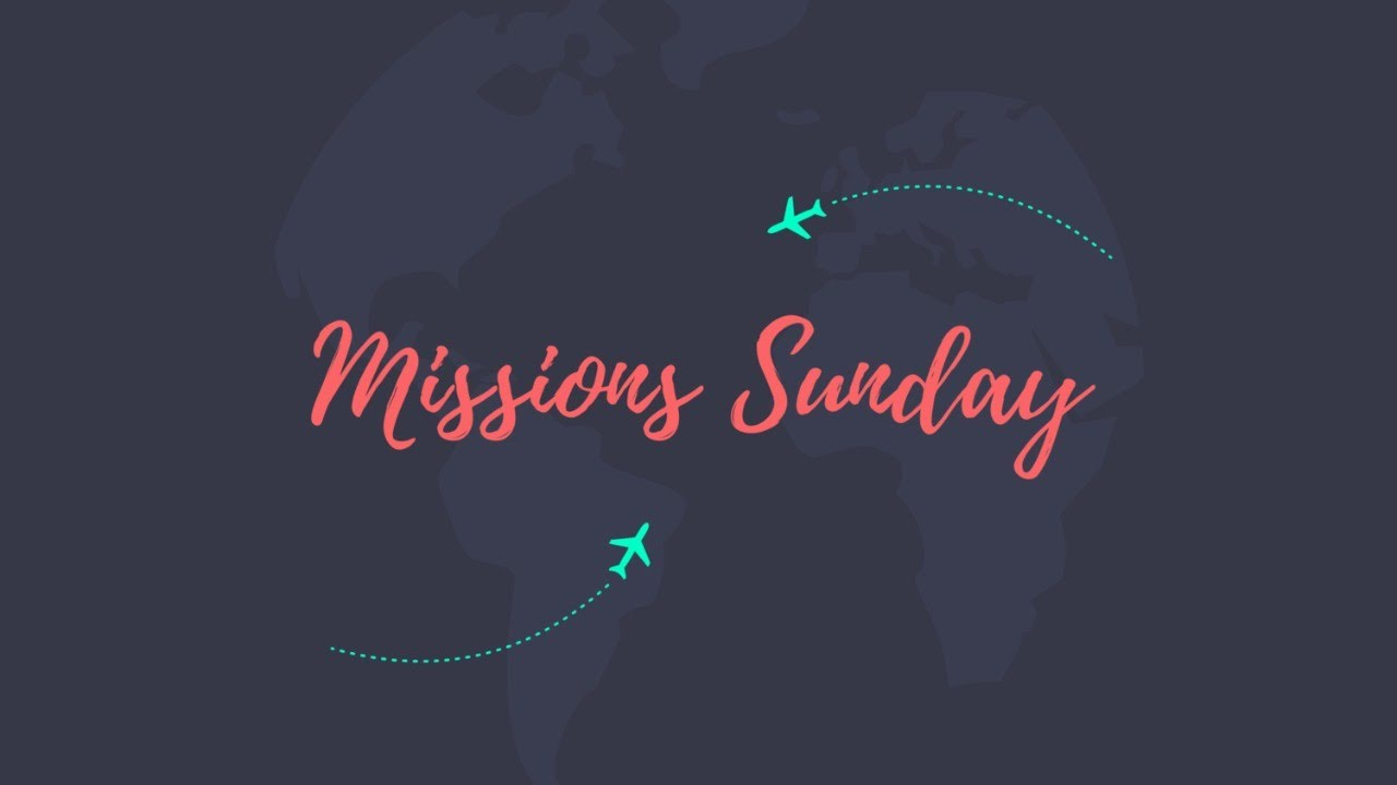 Missionary Sunday: Equipping Leaders International