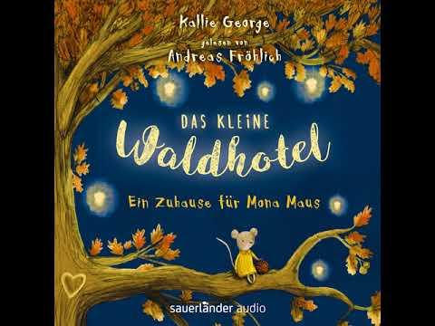 Ein Zuhause für Mona Maus YouTube Hörbuch Trailer auf Deutsch