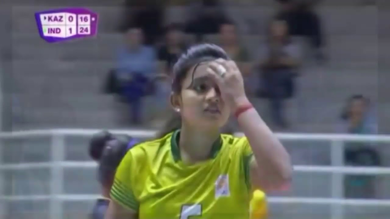 Disha Ghosh Volleyball Player Indian Team What S App Status Youtube