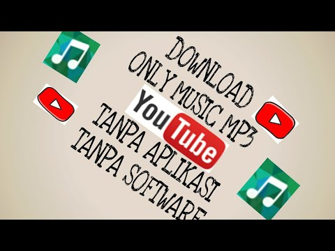Simple CARA DOWNLOAD MP3 YOUTUBE ANDROID PC TANPA APLIKASI