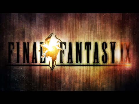 Final Fantasy IX Wallpaper Speedpaint