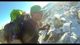 Mont Blanc (4810m)  - way up to Summit August 20th, 2014
