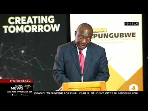 ANC failed to address the structure of the economy post 1994: Ramaphosa