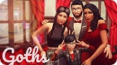 THE CALIENTES | Sims 4 Townie Makeover - YouTube