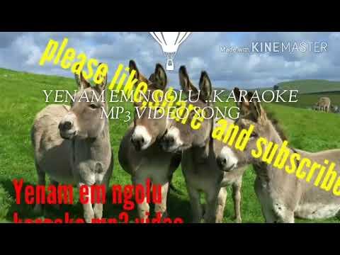 YENAM EM__karaoke mp3 video song