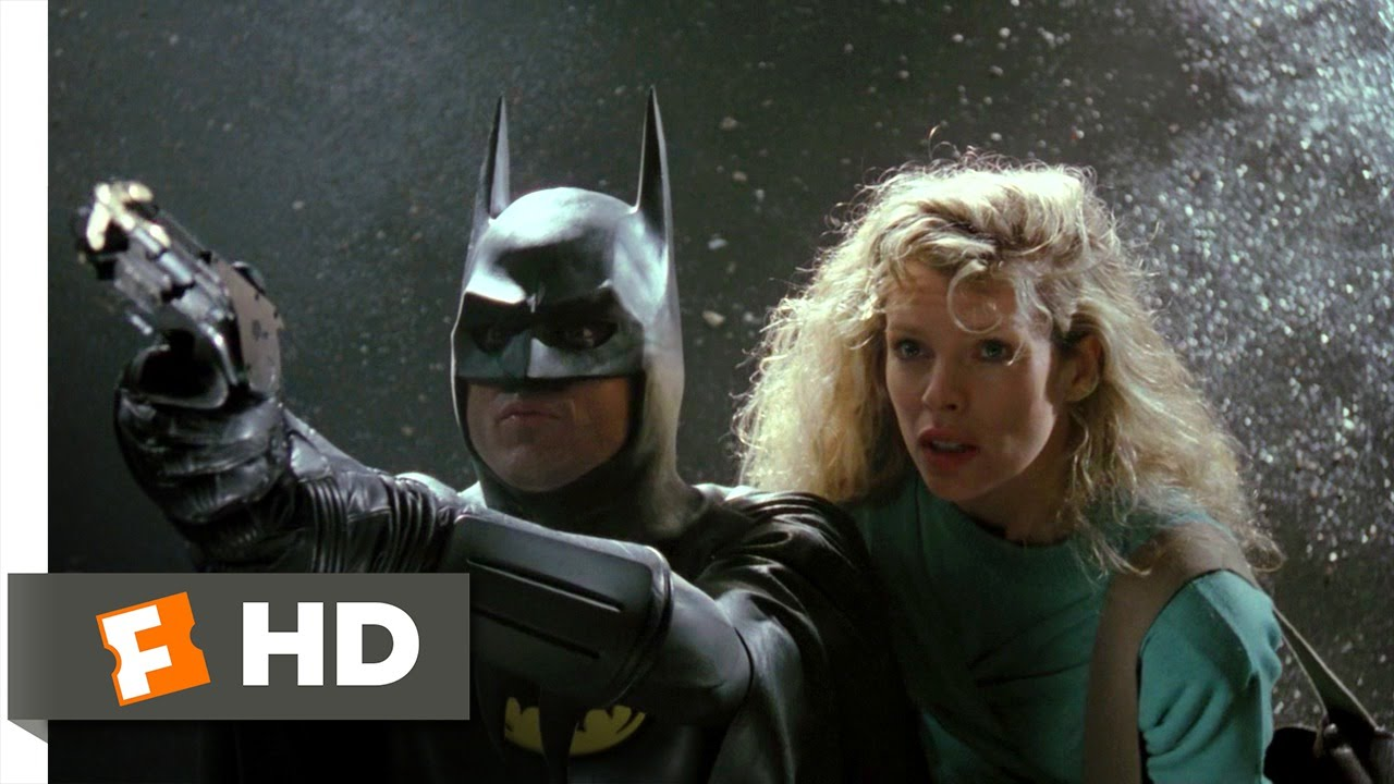 Batman 35 Movie Clip Who Is This Guy 1989 Hd Youtube