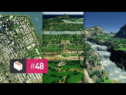 Let's Design Cities Skylines — EP 48 — Twenty Three, Thirty five, Forty Seven