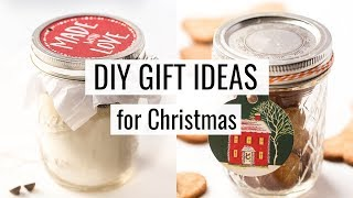 DIY Gift Ideas For Christmas | #GIFTWEEK