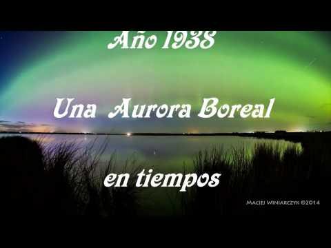 La aurora boreal de la guerra civil