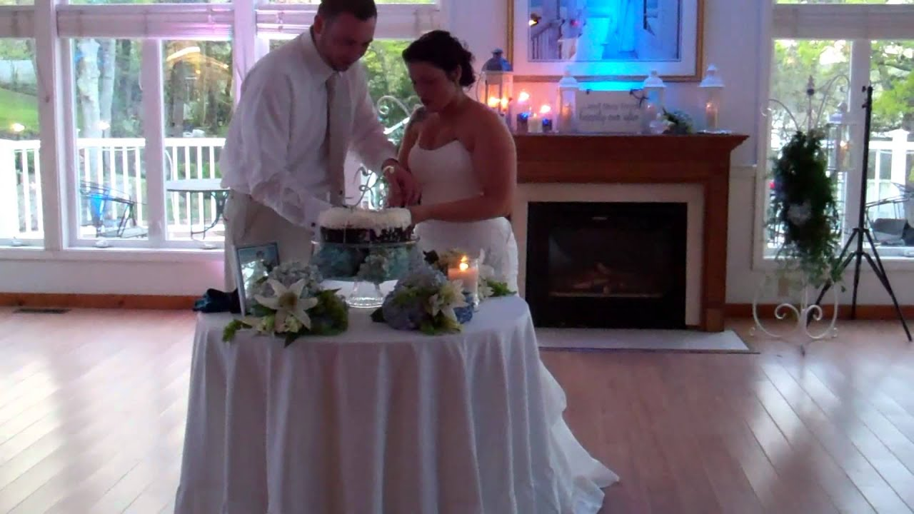 Hunt Kilday Wedding Reception Bournedale Function Facility In Plymouth Ma