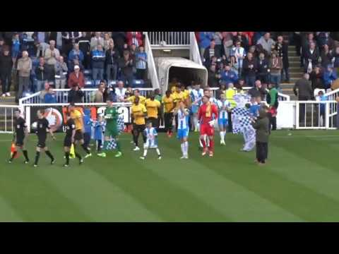 Highlights: Hartlepool United 0 Dover Athletic 1