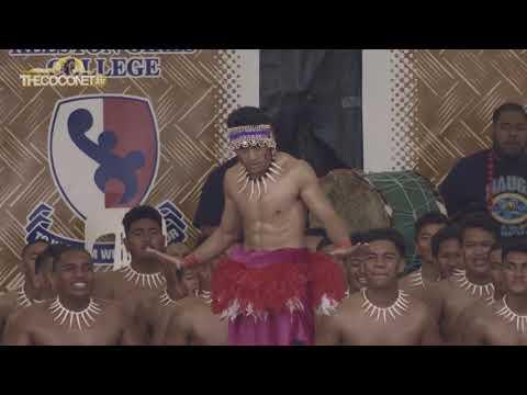 Polyfest 2018 - Samoa Stage: Mt Albert Grammar FULL Performance