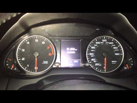 Epc light 2011 audi q5 12