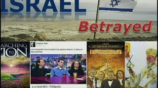 "Paul Wilkinson: Israel Betrayed Pt. 2/Response to DVD ""Left Behind or Led Astray?"""