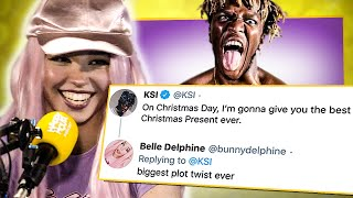 Are Belle Delphine & KSI Going To Make An OnlyFans Video Together This Christmas?