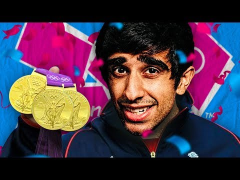 GOLD MEDAL CHAMPION! - LONDON 2012 OLYMPICS