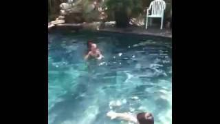 Conrad's Henry Flip at Swim Class