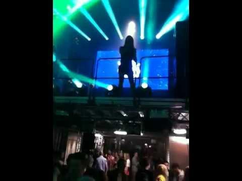 Sandra Gee - Echo or Delay, LIVE @ 100%Party