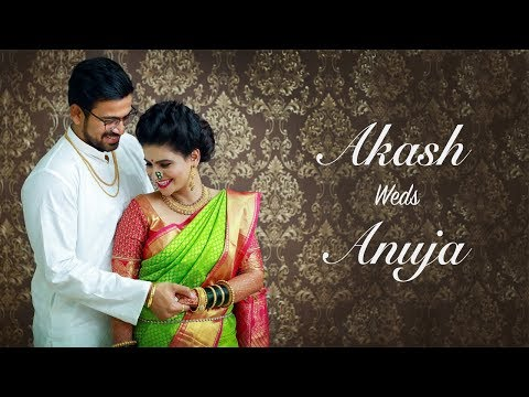 Aakash & Anuja | Wedding Highlight | One by Two Wedding Films