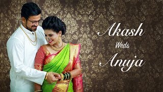 Download Video Aakash & Anuja | Wedding Highlight | One by Two Wedding Films MP3 3GP MP4