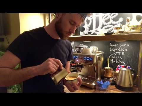 Breville Barista Express Latte Review 2019