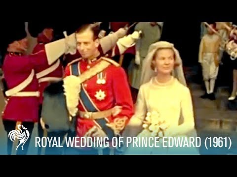 Wedding At York Wedding Of Prince Edward (1961)