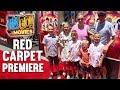 Red Carpet Teen Titans Go Movie World Premiere || Mommy Monday