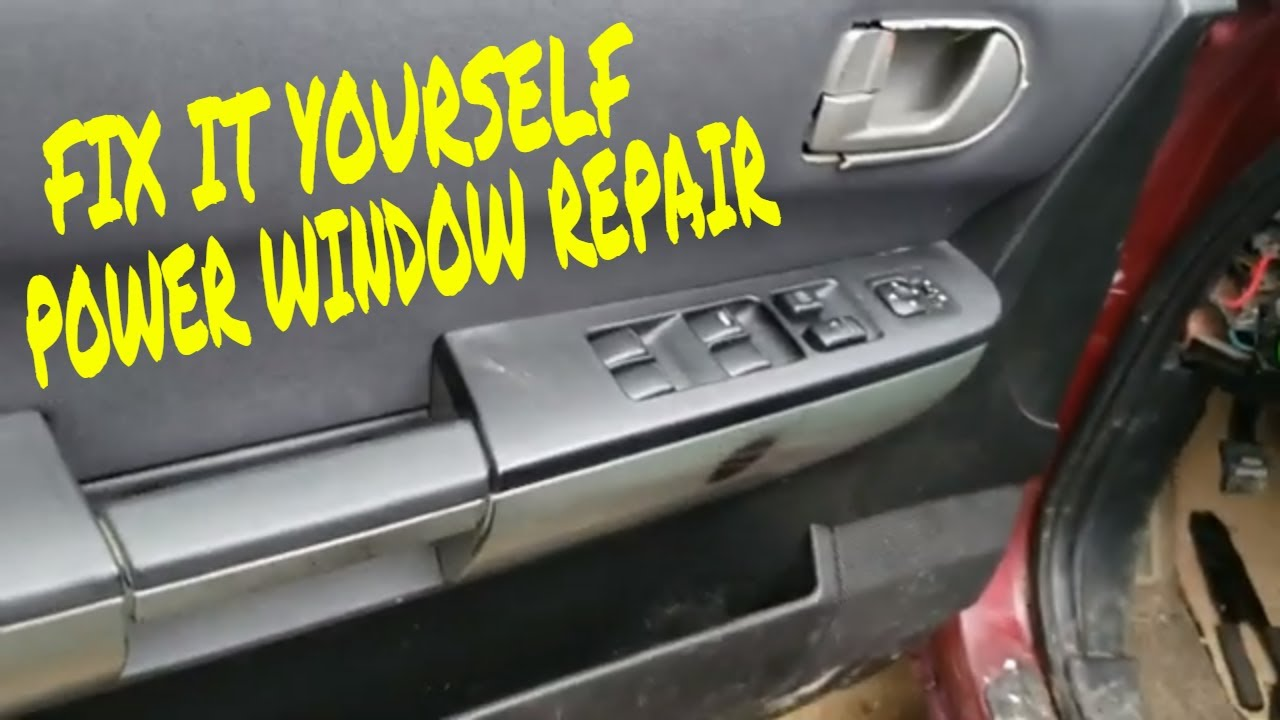 small resolution of mitsubishi endeavor power windows not working fix