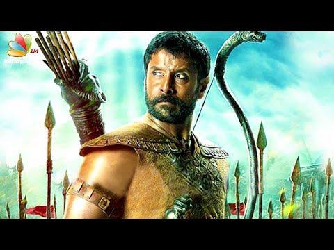 Vikram's next is 300 CRORES epic film!   Latest Tamil Cinema News   Mahavir Karna