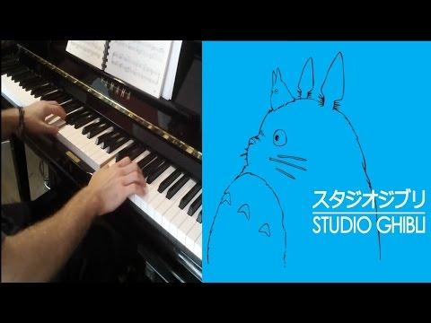 17 Studio Ghibli Classics For Piano, 57 Minute Album