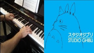 17 Studio Ghibli Classics for Piano, 57 Minute Album