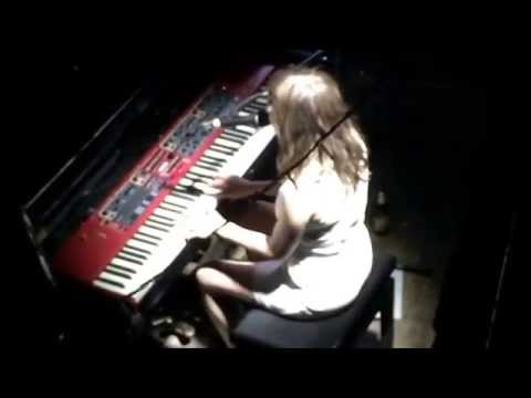 Gabrielle Aplin - A While (Live At Wilton's Music Hall, London 9/7/15)