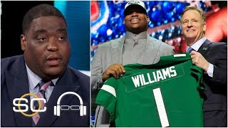 Nick Bosa, Quinnen Williams and Clelin Ferrell will all be impactful - Damien Woody | SC with SVP