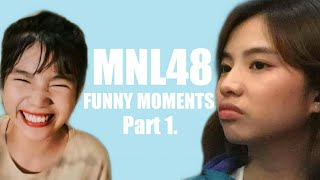 Download lagu MNL48 Funny moments Part 1.