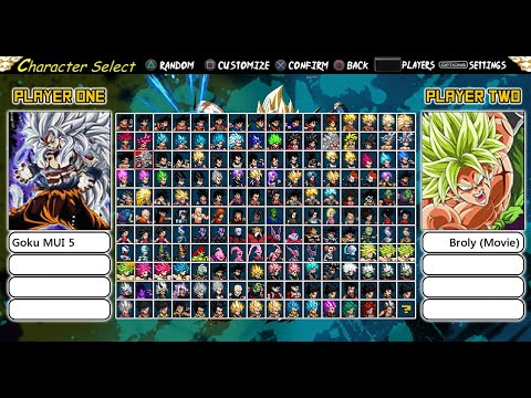 Download [UPDATE] Dragon ball Super Mugen V2 JUS With 176 Characters DOWNLOAD !!!!