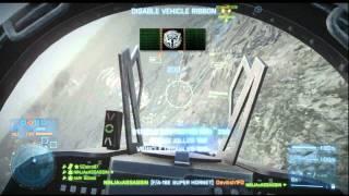 Battlefield 3 Jet gameplay [F/A 18E SUPER HORNET]