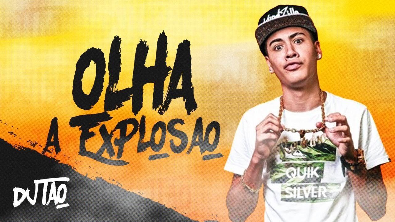 DJ Tao - Olha a Explosão (Remix) Chords - Chordify