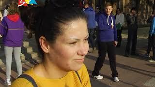 Объектив 22 10 18 Активисты прошлись улицами Николаева, закрашивая рекламу наркотиков