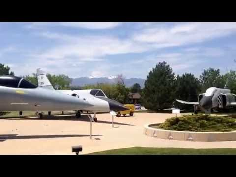 Colorado road trip 2016 - Peterson Air Force Base