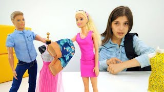 ToyClub шоу - Ищем Барби в аэропорту. Видео для девочек.