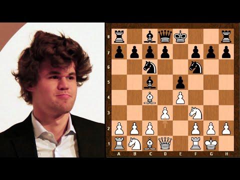 Amazing Chess Game: Magnus Carlsen vs Hikaru Nakamura – Magnus Carlsen Tour Finals Set 4