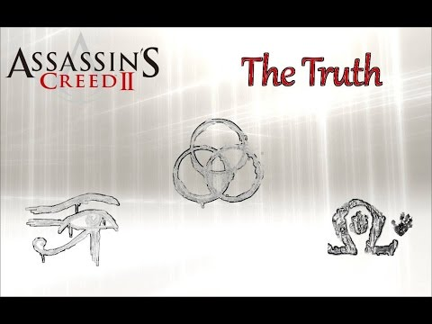 Assassin's Creed 2 - The Truth (Glyph Locations And Solutions)