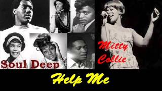 Mitty Collier - Help Me
