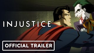 Injustice - Official Red Band Trailer (2021) Justin Hartley, Anson Mount, Kevin Pollak