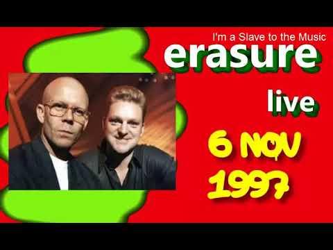 ERASURE Live 06 nov 1997 - Santiago CHILE