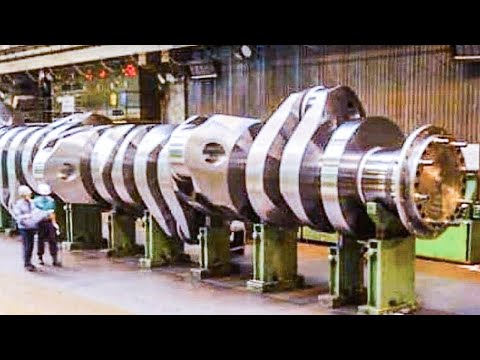 You will be shocked when see this giant factory machines. Crazy machines