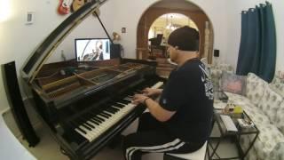 """""""Перекресток"""", Чиж и Со. На рояле."""