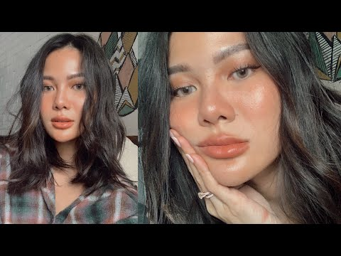 Updated daily makeup tutorial! TALK THROUGH NO BACKGROUND MUSIC! [INDO]